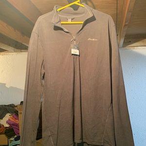 Men's XL Tall Fleece Jacket